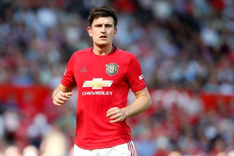 Have Joined Manchester United Because I Want to Win Trophies: Harry Maguire