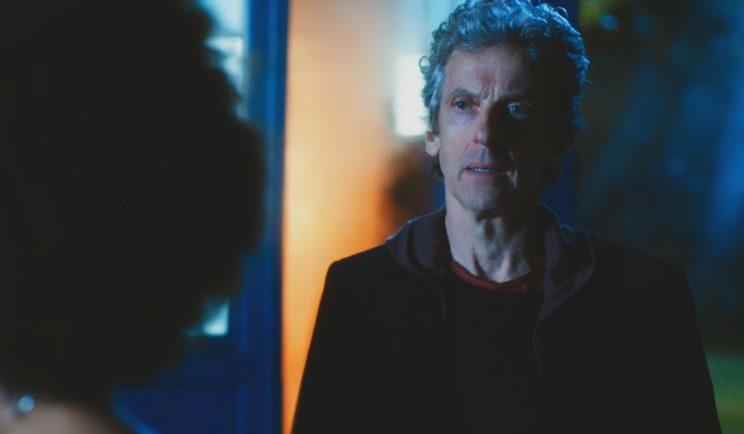 The Doctor is in... but for how long? Credit: BBC