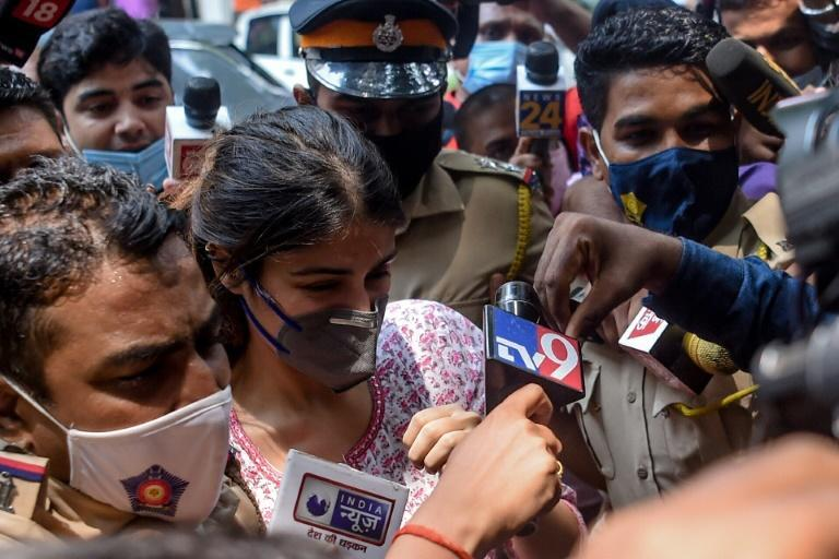 Bollywood actress Rhea Chakraborty has won bail after being arrested for allegedly buying drugs for her ex-boyfriend actor Sushant Singh Rajput