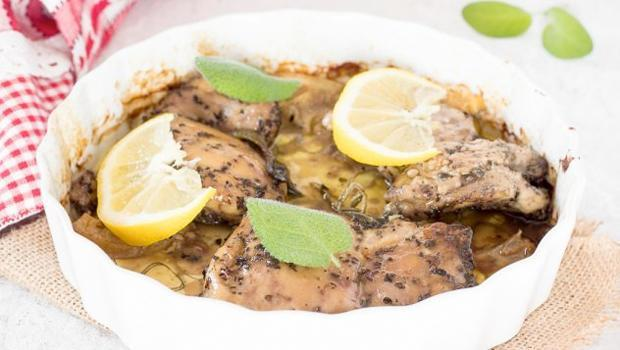 Lemon Chicken. / Credit: Courtesy Amalfi Lemon Experience