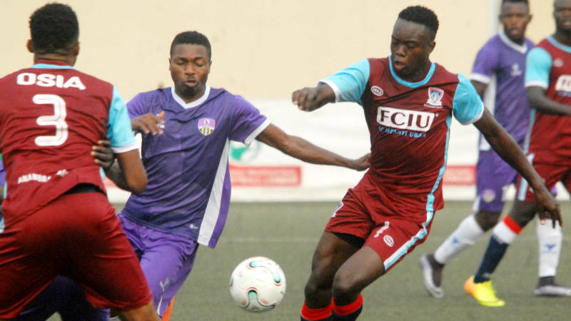 Akwa United should forget getting anything in Lagos, says MFM's Ammeh
