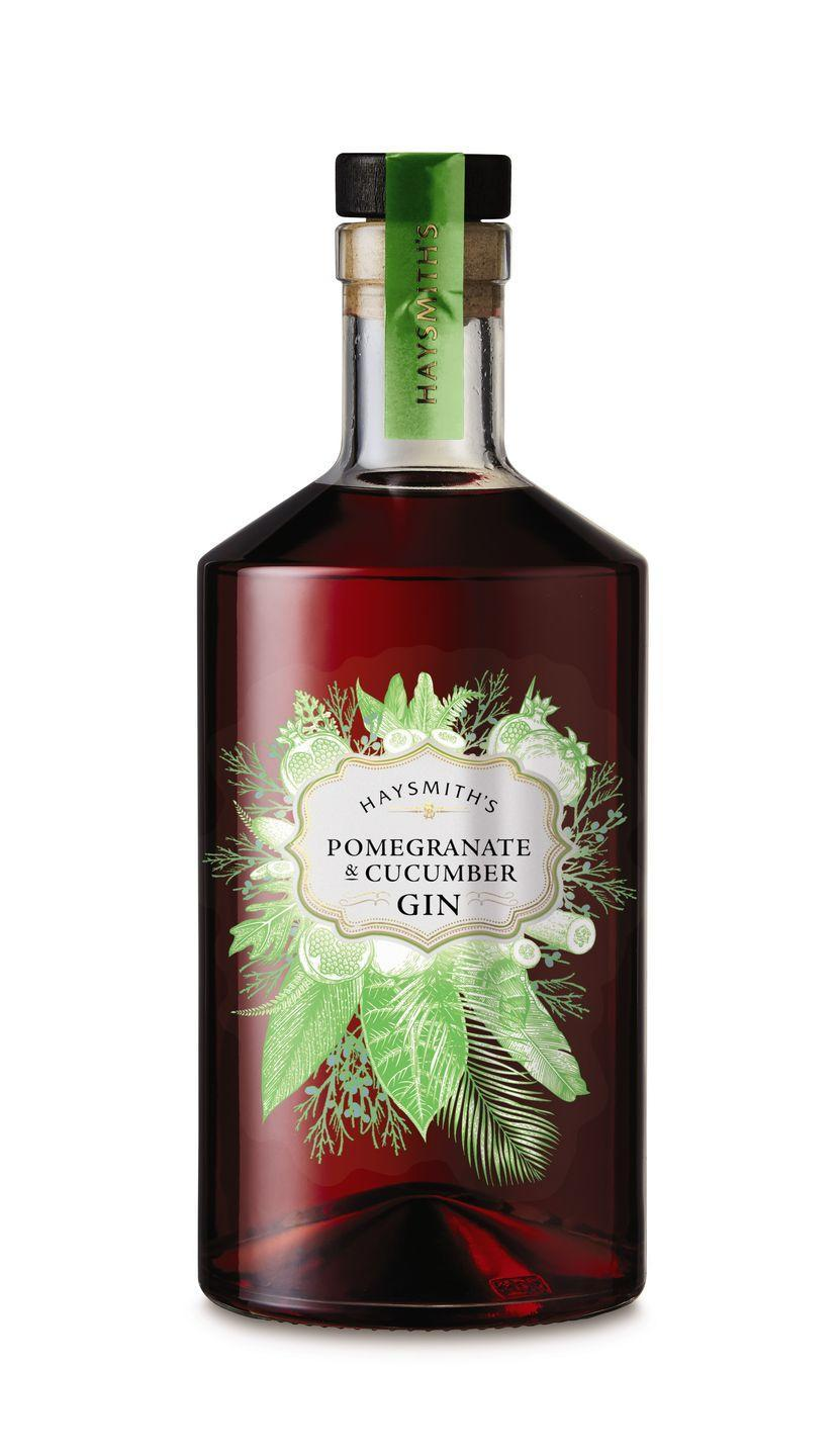 <p>Simply refreshing. This delightful new gin brings the flavour of Summer with its juicy pomegranate and cucumber flavours.</p>