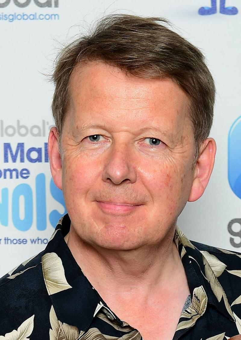 File photo dated 07/10/16 of Bill Turnbull who has dismissed the upset over where his replacement Dan Walker sits on the BBC Breakfast sofa.