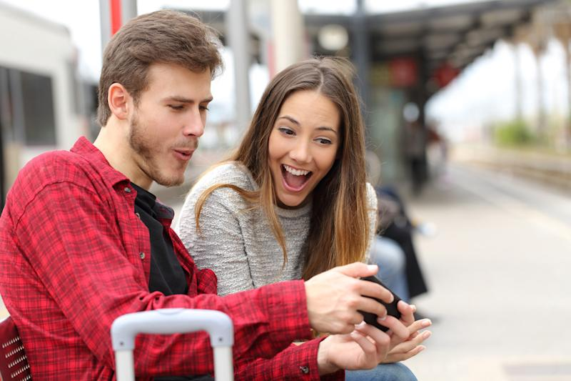 Interactions dating service
