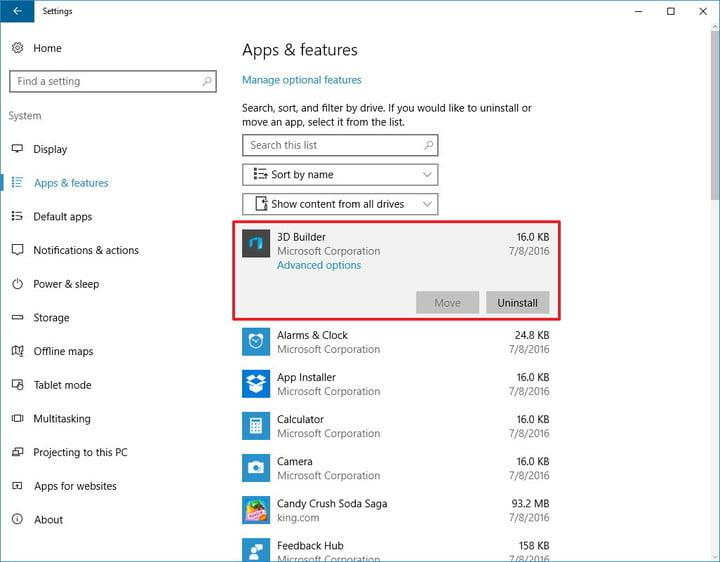 How to uninstall apps on Windows 10, MacOS, iOS, and Android