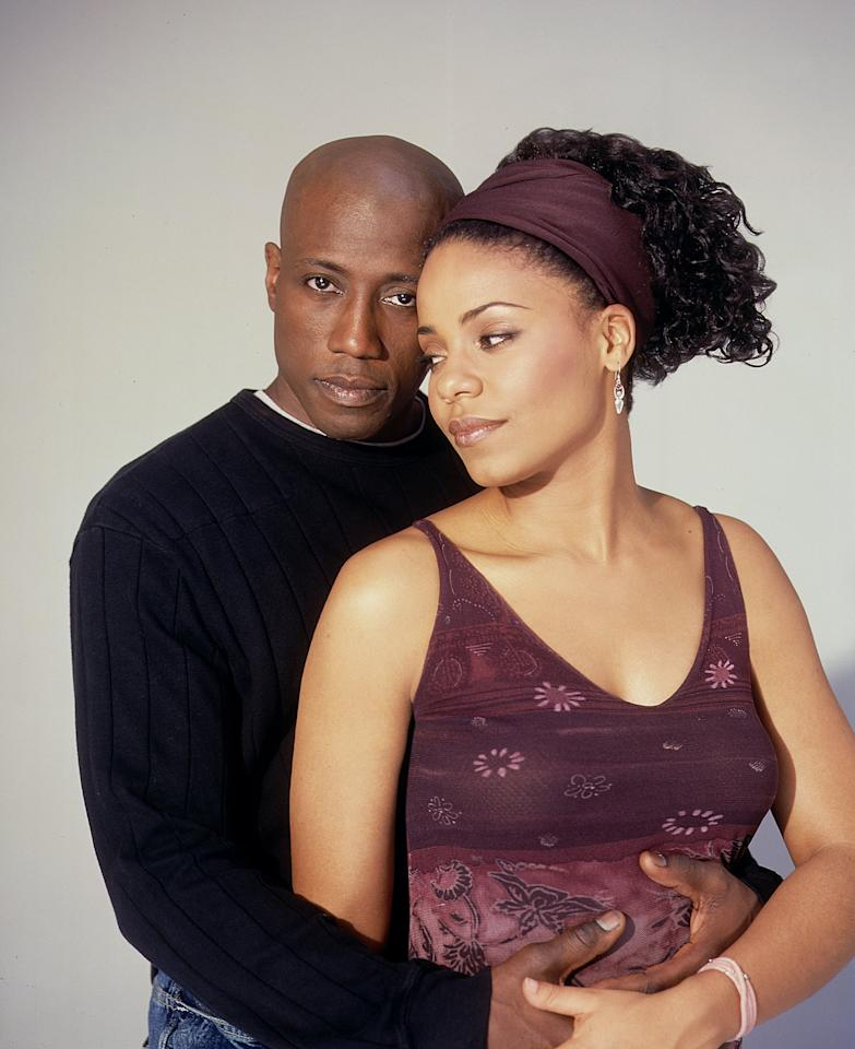 <p>Zora (Sanaa Lathan) and Franklin (Wesley Snipes) have a relationship that burns fast, driven by passion from the start. They jump in before they really know about each other's baggage, which leads to a turbulent relationship. After the passion dies down, the couple is left to face their issues head-on. This love story isn't told in a traditional fairy tale way - it depicts a realistic approach to struggle, commitment, and love.</p>