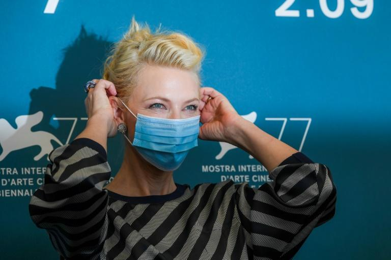 Organisers have said there will be less red-carpet glamour, with most of Hollywood's A-listers staying away because of coronavirus, meaning in-competition movies are set to take centre stage.