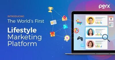 Perx Launches World's First Lifestyle Marketing Platform To Transform Mobile Customer Engagement First