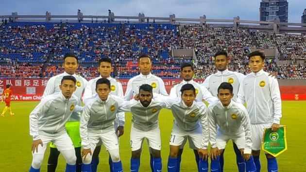 Malaysia U22 suffered an opening defeat in 3-match tour of China