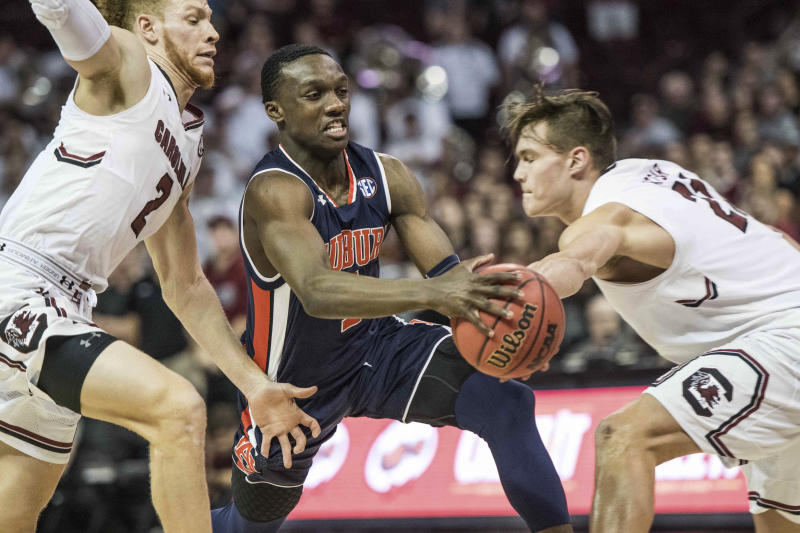 No 10 Auburn Loses Anfernee Mclemore To Gruesome Injury In