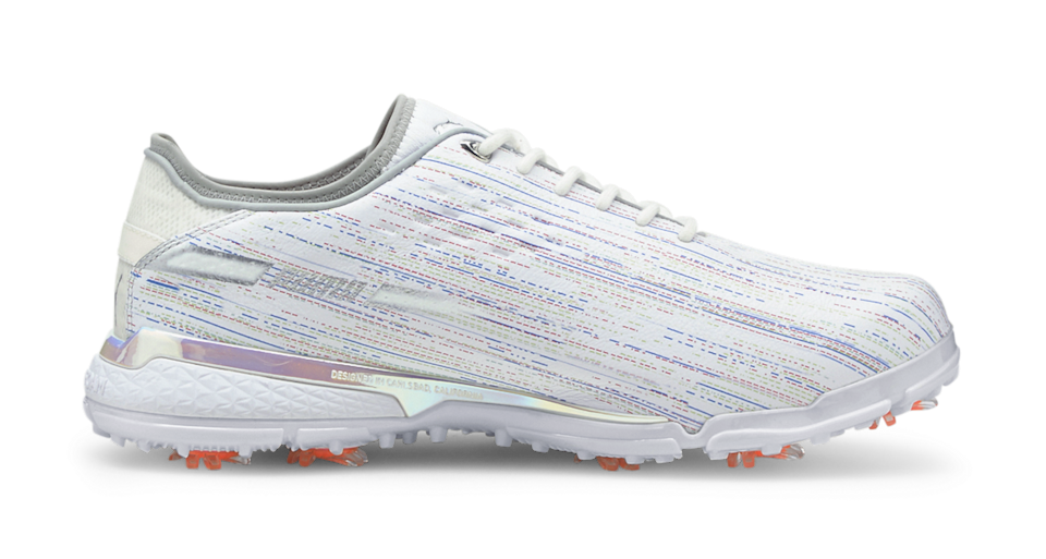 The medial side of the Puma Proadapt Spectra. - Credit: Courtesy of Puma