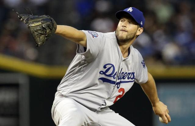 The Dodgers are 0-2 in Clayton Kershaw starts this season after going 23-4 last season. (AP)