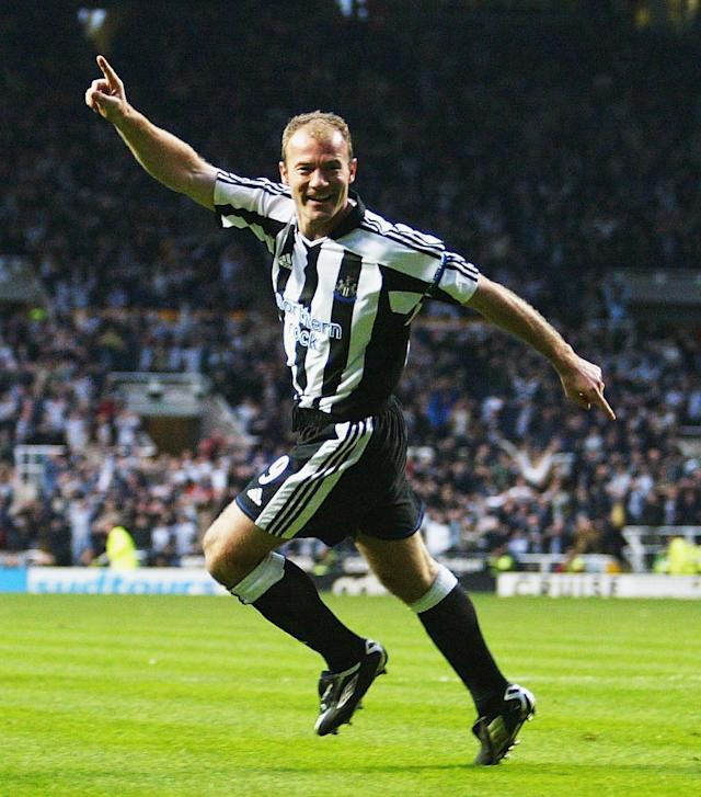 <p>Toon legend Shearer is the only player to net 100 Premier League for two different clubs, Blackburn (112) and Newcastle (148). </p>