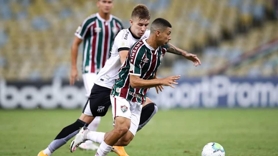2020 Brasileirao Series A: Fluminense v Ceara Play Behind Closed Doors Amidst the Coronavirus (COVID | Buda Mendes/Getty Images