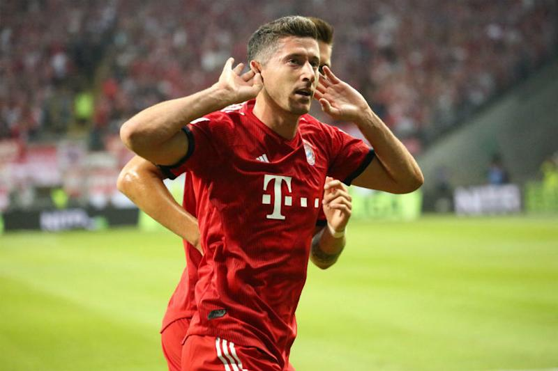 Lewandowski Double Leaves Bayern Munich on Verge of Last 16