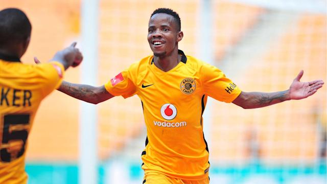 Goals by Bernard Parker and Joseph Molangoane ensured that Chiefs finish third on the PSL log and qualify for the Caf Confederation Cup