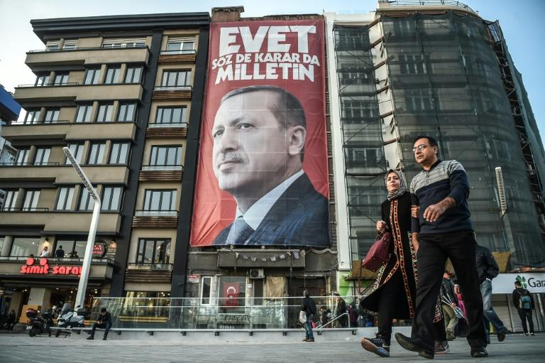 The Turkish public will vote on whether to change the current parliamentary system into an executive presidency, a move that has been criticised as expanding too much power to sitting President Recep Tayyip Erdogan