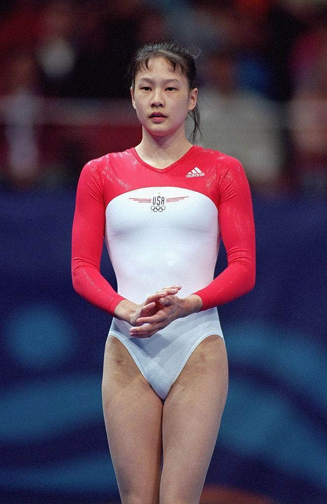 She was also in the '96 Olympics, but this was the first pic that came up.
