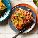 <p>For many, jackfruit, the starchy fruit of a tropical tree, has a texture similar to meat and is a good meat alternative. In this recipe, we like to opt for a Tex-Mex or chili-lime flavored version, though BBQ jackfruit would also be delicious.</p>