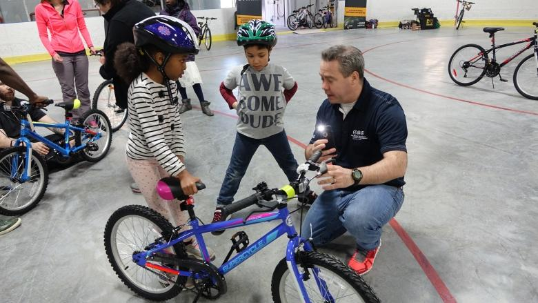 More than just a bike: Kids get free rides thanks to anonymous donor