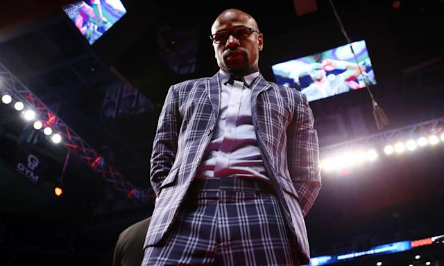 'We're fighting': Floyd Mayweather says Khabib Nurmagomedov bout will happen
