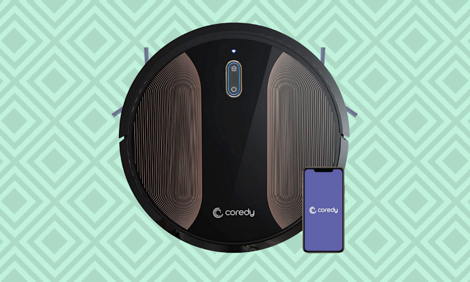 Save up to 50 percent off robot vacuums today! (Photo: Amazon)