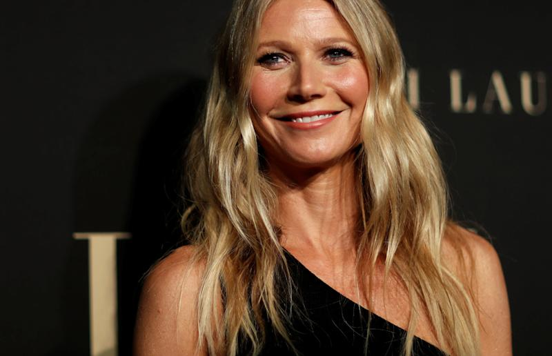 Gwyneth Paltrow raised eyebrows with her stripped-down sauna photo. (Photo: REUTERS/Mario Anzuoni)