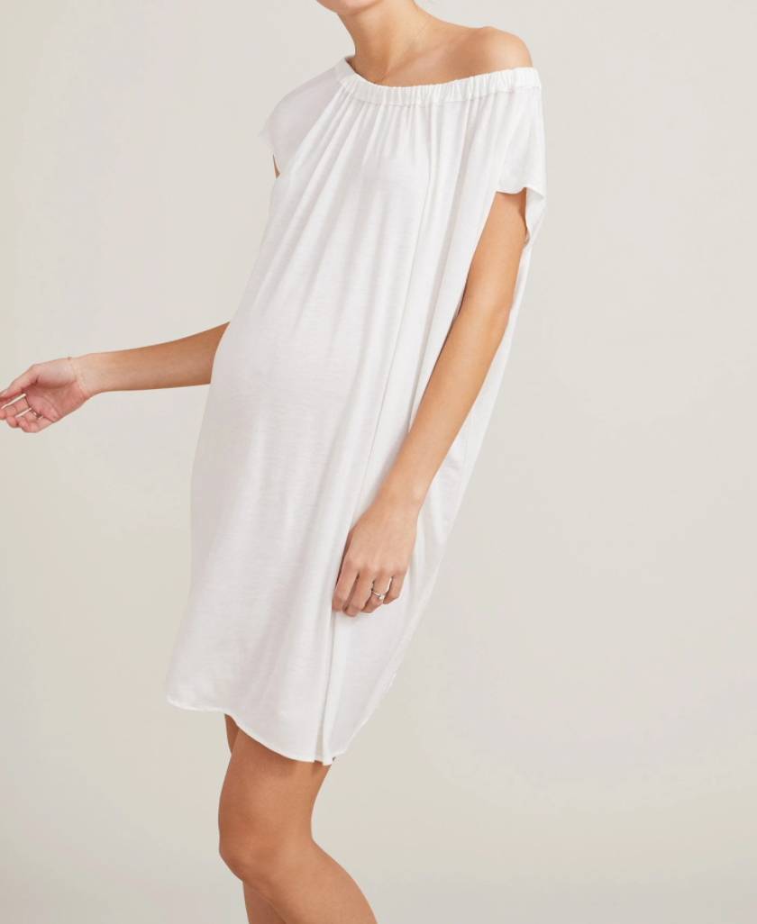 Hatch The Easy Nightgown in Ivory