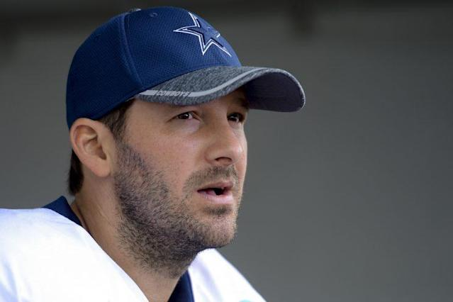 Bonnie Bernstein criticized CBS' decision to hire Tony Romo and reportedly elevate him to the No. 1 broadcast booth. (AP)