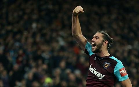 Andy Carroll's chances of securing a move to Chelsea this month appear to have been dashed after a scan is understood to have shown that the West Ham United striker has an ankle injury which may even require surgery. Carroll was scanned by West Ham on Thursday morning after being unable to train and the results highlighted a problem. Carroll is therefore expected to be out for between four to six weeks but further medical assessment is needed to decide the appropriate treatment. The worst case scenario would mean the 29-year-old has to go under the knife which might rule him out of action for between three and four months. Carroll is wanted by Chelsea and although they are yet to make a formal offer there has been an expectation of a bid in the coming days. West Ham were resistant to Chelsea's attempts to take Carroll on loan until the end of the season – even if they were also willing to send Michy Batshuayi in the opposite direction. Instead West Ham were willing to listen to offers to buy Carroll, who has 18 months left on his contract, and a bid of around £20 million would probably have been acceptable. In total, including add-ons, West Ham paid Liverpool £18.5m for Carroll whose career at the club has been blighted by injury. Batshuayi has been a West Ham target for some time and they were interested in the Belgium striker before he joined Chelsea. The 24-year-old was watched by West Ham manager David Moyes during Chelsea's FA Cup third-round replay against Norwich City on Wednesday when he scored before being substituted. It is understood that Moyes was prepared to allow Carroll to leave in exchange for Batshuayi who is still expected to go out on loan this month if a replacement can be found. Carroll had been keen on a move to Chelsea Credit: Getty images Carroll is understood to have wanted to make the move to Chelsea and is said to be devastated after suffering yet another injury. The England centre-forward scored his first goals of the season for West Ham as he helped them come from behind to beat West Bromwich Albion two weeks ago. But he was not in West Ham's match-day squad for Tuesday night's FA Cup third-round replay against Shrewsbury Town. West Ham are still hoping to offload one of their forwards – probably either Diafra Sakho, who was wanted by Crystal Palace last week before that deal cooled, or Javier Hernández – as they try tore-balance their squad with Moyes targeting signings in midfield. West Ham remain in talks to try to sign the Inter Milan midfielder Joao Mario on loan but he has other options. Before Carroll's injury two forwards were expected to leave. January 2018 transfer window The development means it would be highly unlikely that Chelsea would follow through their interest in trying to sign Carroll before the transfer window closes at the end of this month. Chelsea head coach Antonio Conte wants to improve his strike-force and appears to have little faith in Batshuayi to provide adequate back up for record signing Alvaro Morata who has struggled of late.