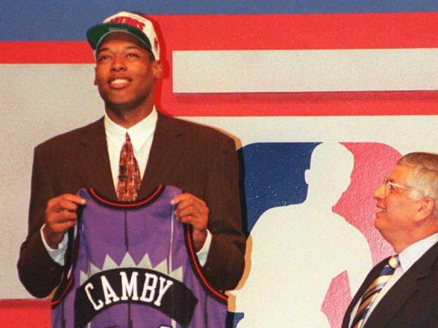 marcus camby draft