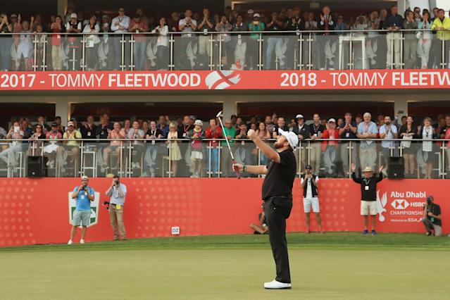 "<div class=""caption""> Victory at last year's Abu Dhabi event helped Lowry approach 2019 with more confidence. </div> <cite class=""credit"">Andrew Redington/Getty Images</cite>"