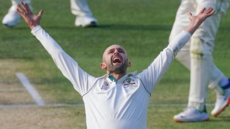 Nathan Lyon took five wickets as Australia claimed victory in the 2nd Test against Pakistan