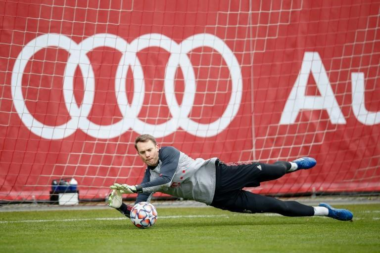 "Manuel Neuer is in the ""form of his life"" according to Bayern Munich head coach Hansi Flick"