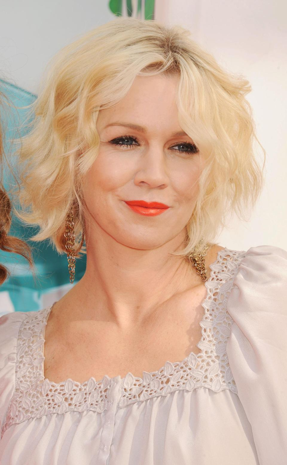"""<div class=""""caption-credit""""> Photo by: (Photo by Jeffrey Mayer/WireImage)</div>In a 2008 <i>People</i> profile, Jennie Garth admitted to using Botox """"in the slightest amount,"""" adding, """"I don't want my face to change."""""""
