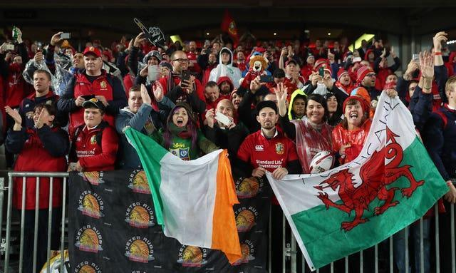 British and Irish Lions fans will not be able to tour South Africa