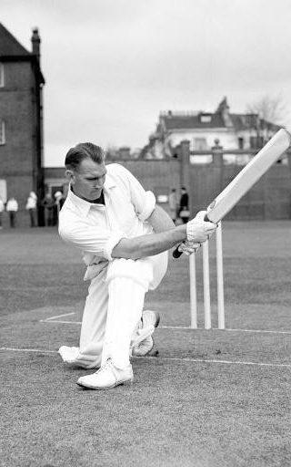 On the 1958 tour of England - S&G