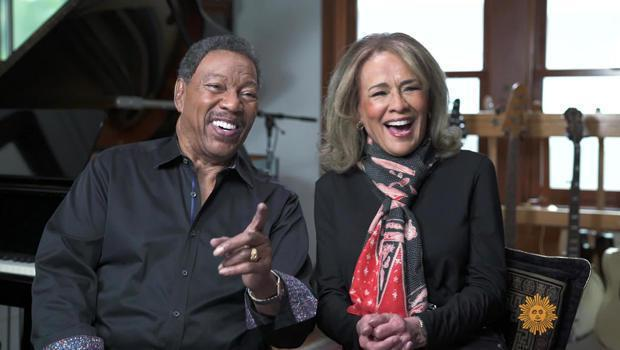 Billy Davis Jr. and Marilyn McCoo, two founding members of The 5th Dimension. / Credit: CBS News