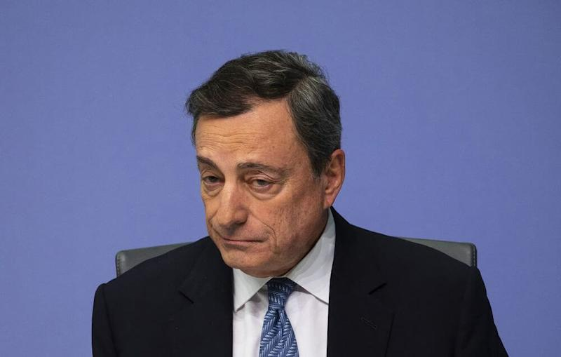 Mario Draghi classifies Bitcoin as an asset, not a currency