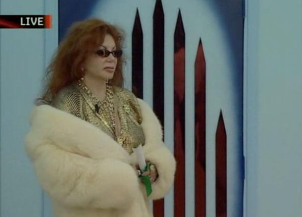 <p>Jackie Stallone&#39;s grand entrance (Series 3): &#39;Yeah, Jackie&#39; is probably all we need to say here. Sent in by producers to shock her former ex-daughter-in-law Bridgette Nielson, Jackie Stallone entering the CBB house in Series 3 did not only make CBB history, but quite possibly television history too. </p>