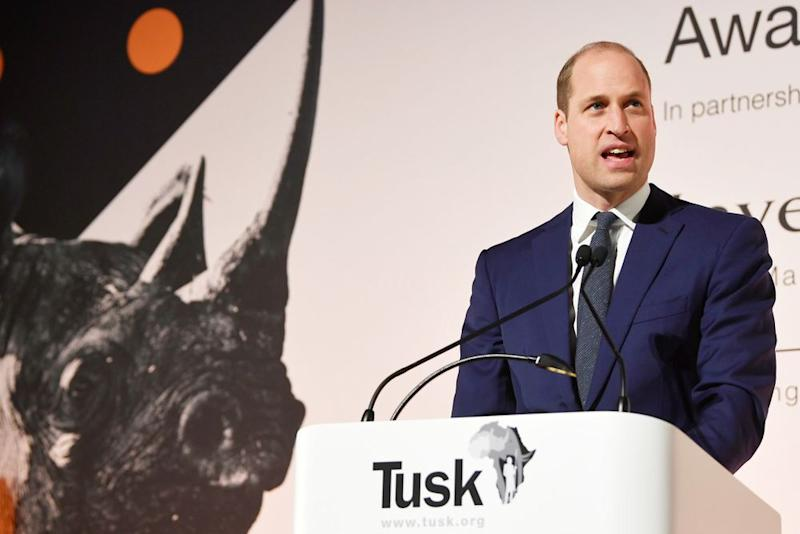 Prince William | Toby Melville - WPA Pool/Getty