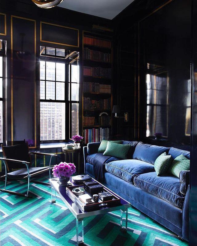 "<p>Alisa Bloom unites soothing tones with bold design in a moody Chicago penthouse.</p><p><a class=""link rapid-noclick-resp"" href=""https://www.elledecor.com/design-decorate/house-interiors/a20066589/alisa-bloom-chicago-house-tour/"" rel=""nofollow noopener"" target=""_blank"" data-ylk=""slk:TOUR THE HOME"">TOUR THE HOME</a></p><p><a href=""https://www.instagram.com/p/B7hL4PGJvoY/"" rel=""nofollow noopener"" target=""_blank"" data-ylk=""slk:See the original post on Instagram"" class=""link rapid-noclick-resp"">See the original post on Instagram</a></p>"
