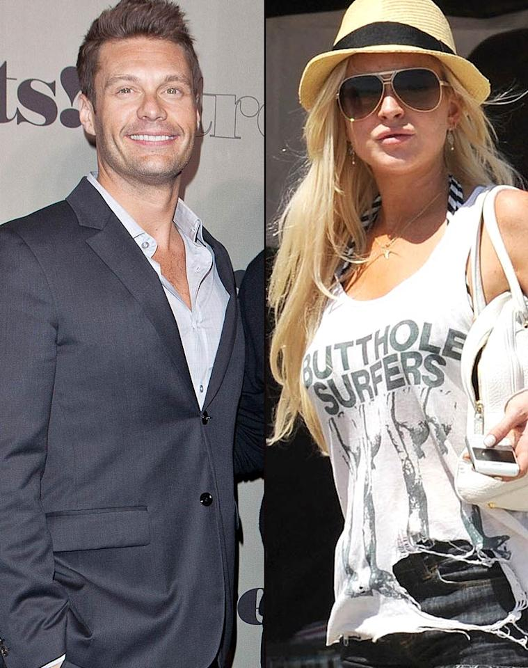 "<i>Star</i> reports that at Kim Kardashian's wedding, Lindsay Lohan asked Ryan Seacrest to create a reality show for her. Lohan has seen ""how Ryan turned Kim into an A-list star, and she wants him to do the same thing for her,"" notes the mag. For some of the ideas Seacrest has already come up with, and how committed he is to developing a reality show for her, check out what an excited Lohan reveals exclusively to <a href=""http://www.gossipcop.com/lindsay-lohan-ryan-seacrest-reality-show-series-kim-kardashian/"" target=""new"">Gossip Cop</a>. Chelsea Lauren/Craig Barritt/<a href=""http://www.wireimage.com"" target=""new"">WireImage.com</a>"