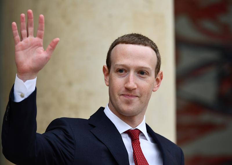 Mark Zuckerberg. Foto: Mustafa Yalcin/Anadolu Agency/Getty Images