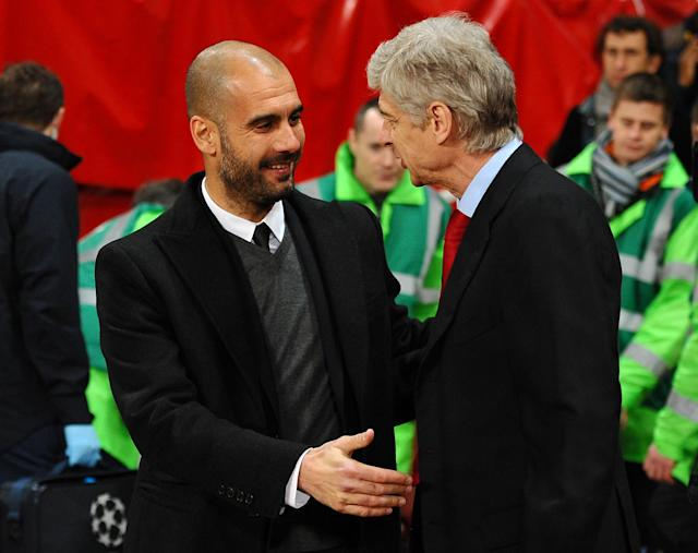The Gunners boss believes his achievements in 2003-04 were greater than those at the Etihad Stadium because he had less money to work with