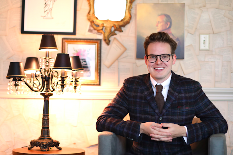 30-year-old self-made millionaire says this weekend habit is essential to his success