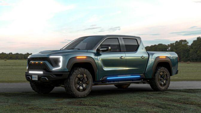 GM plans to rival Tesla with new electric truck