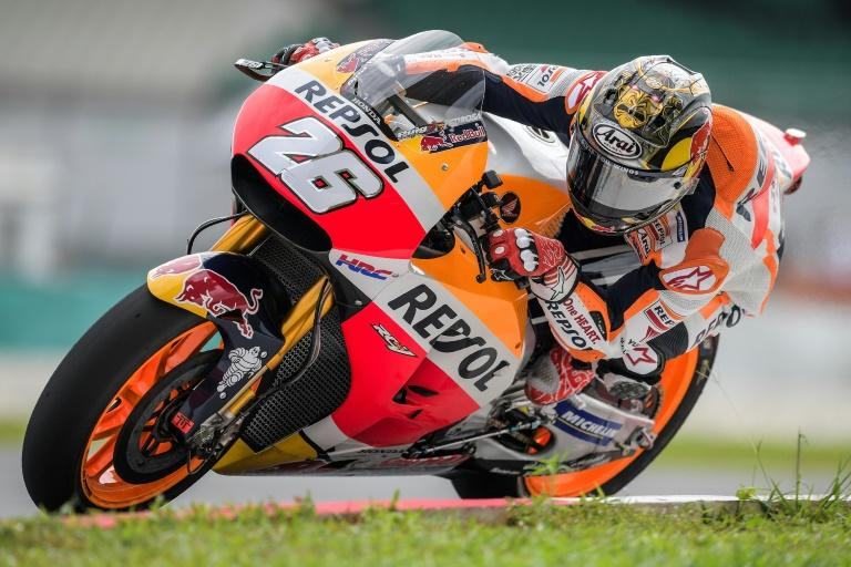 Repsol Honda Team rider Dani Pedrosa, a former world champion in 125cc and 250cc, has had six MotoGP podiums but none since 2013