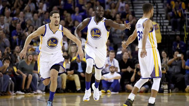 The trip will be the third for Golden State, while Minnesota will play in China for the first time.