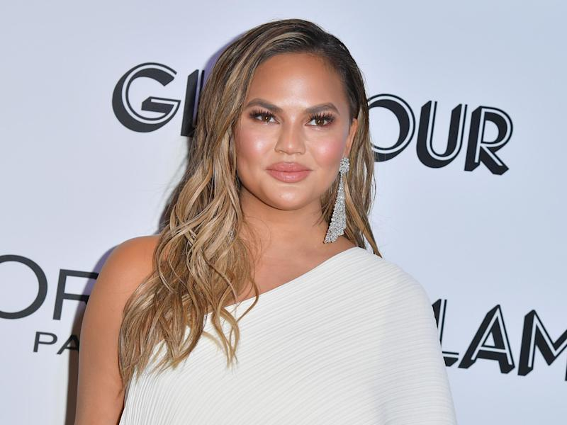 Chrissy Teigen praised for opening up about post-pregnancy weight gain and postpartum depression